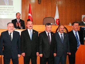 İl Encümen Üyeleri yeniden belirlendi