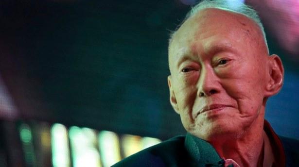 Singapurun kurucusu vefat etti