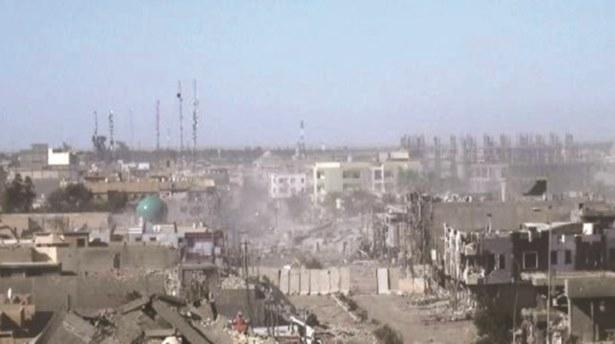 Altın Tümen'e IŞİD bombası