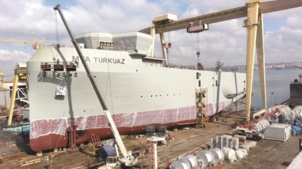İlk yerli sismik gemimiz hazır