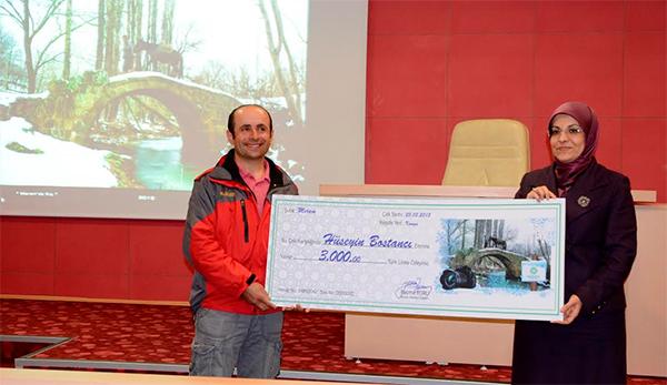 Meram'da Kış'ın ödülleri verildi