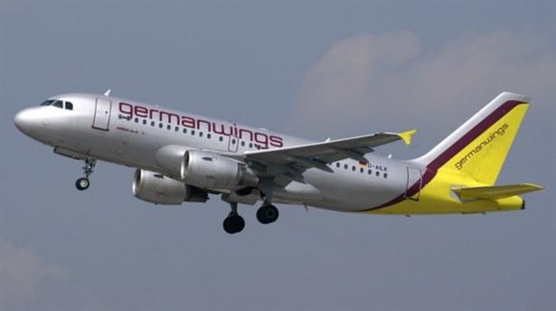 Fransada yolcu uçağı düştü