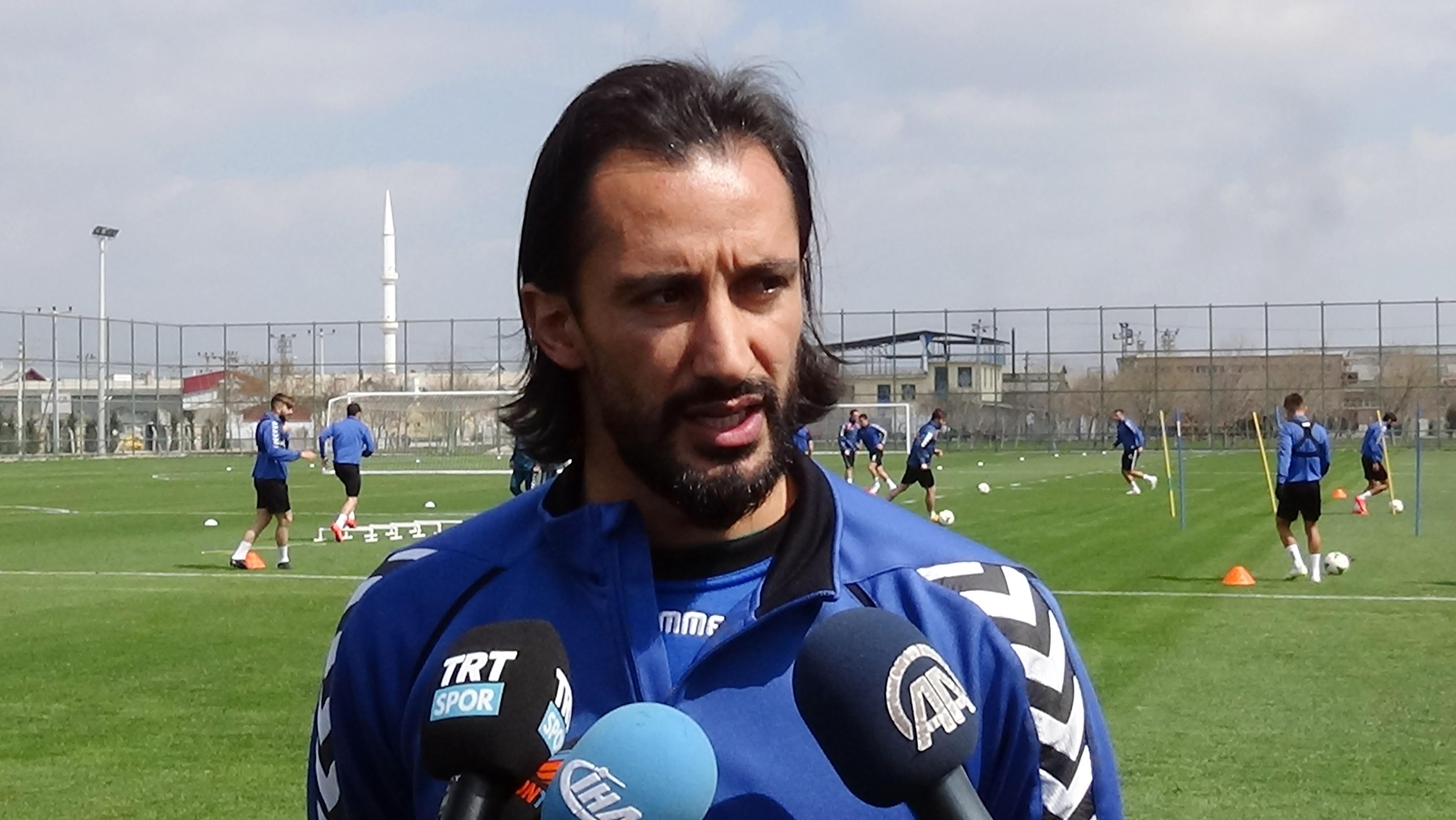 Hasan Kabze: Kazanmamız gerekiyor