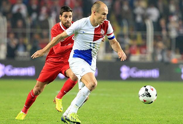 Hollanda-Türkiye maçı Show TVde