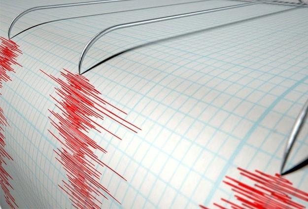 Oniki Adalar açıklarında 5 büyüklüğünde deprem