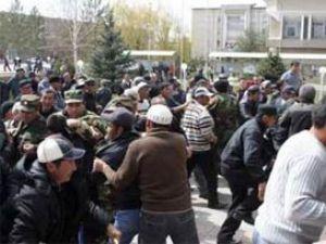 Kırgızistandaki olaylarda 100 ölü iddiası