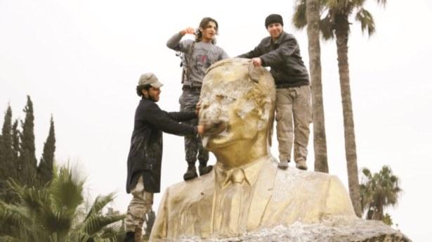 Fetih ordusu İdlibi aldı