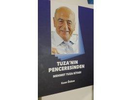Kaan Özkan'dan Mehmet Tuza kitabı
