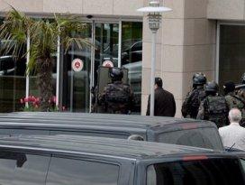 İki saldırgan aynı anda tutuklanıp tahliye edildi