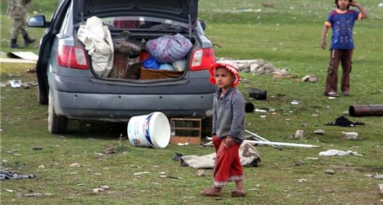 Muştaki Suriyeliler gönderildi