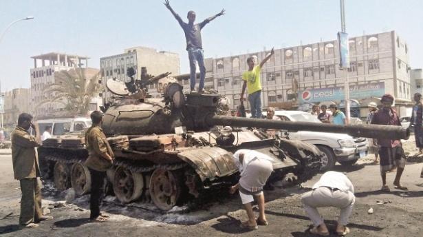 İranda Yemen paniği
