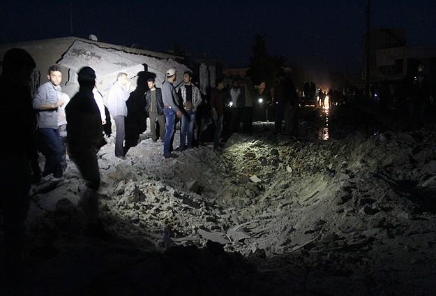 Şam Cephesi karargahına bombalı saldırı
