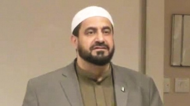 Esed karşıtı imama Londra'da infaz