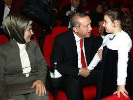 Cumhurbaşkanı Erdoğan Son Mektupu izledi
