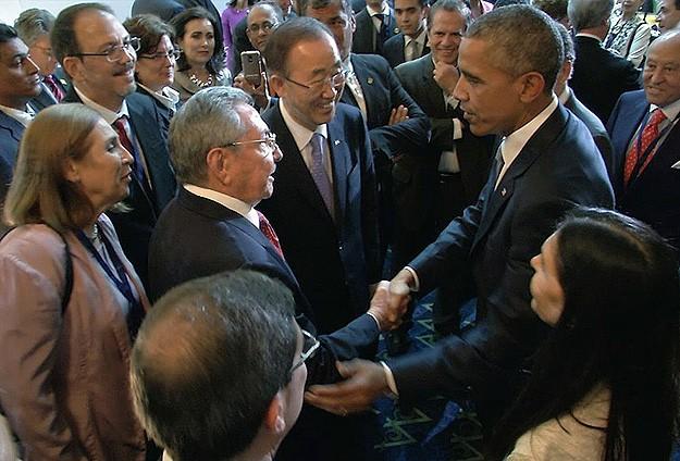 Küba ABD için bir tehdit değildir