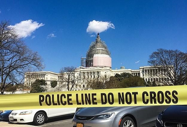 ABD Kongresi'nde silah sesi