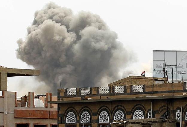Yemende çatışmalar şiddetlendi