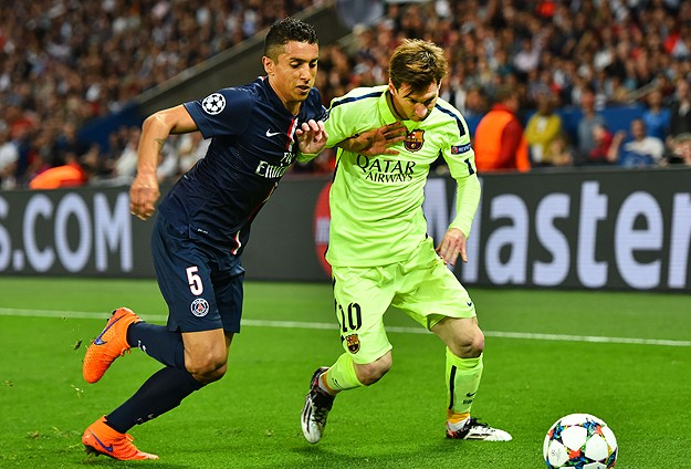 Barcelona PSGyi mağlup etti