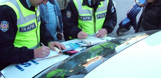Trafik cezaları 4 taksitte ödenecek