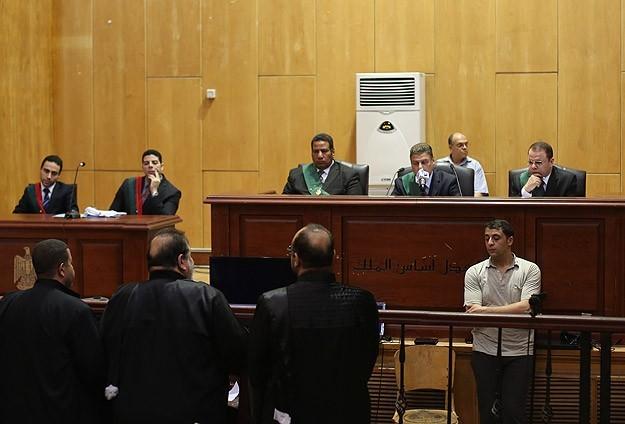 Mısırda İsrail hesabına casusluğa müebbet hapis