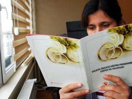 156 bin kişi evlilik hayatı eğitimi aldı