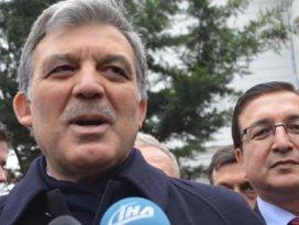 Abdullah Gül, Tarabya Köşkünden taşındı
