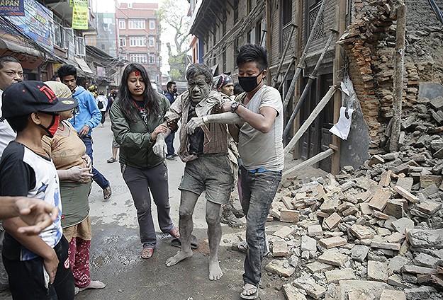 Kanada'dan Nepal'e 5 milyon dolar yardım