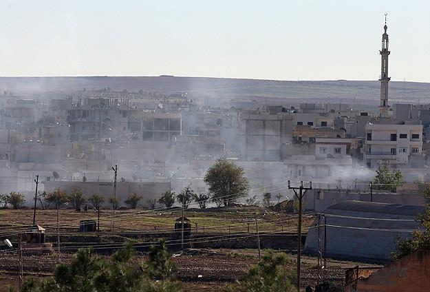 Ayn el-Arabın bazı bölgeleri DAEŞten alındı