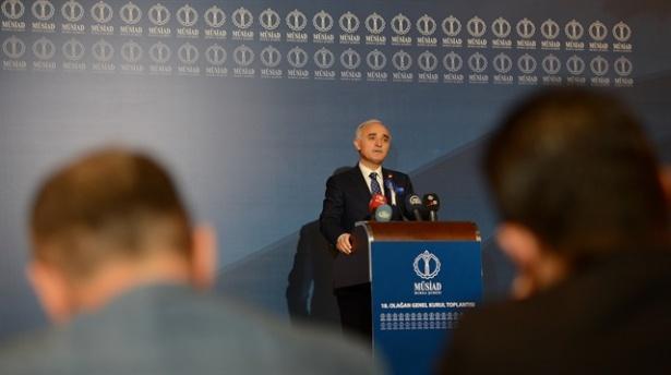 MÜSİAD Başkanı Olpaktan TÜSİADa çok sert sözler