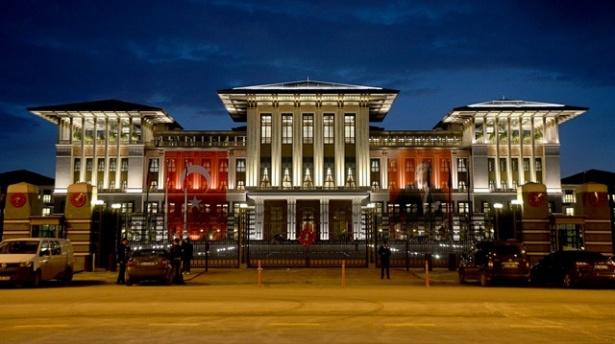 Cumhurbaşkanlığı Sarayı çevresinde alarm