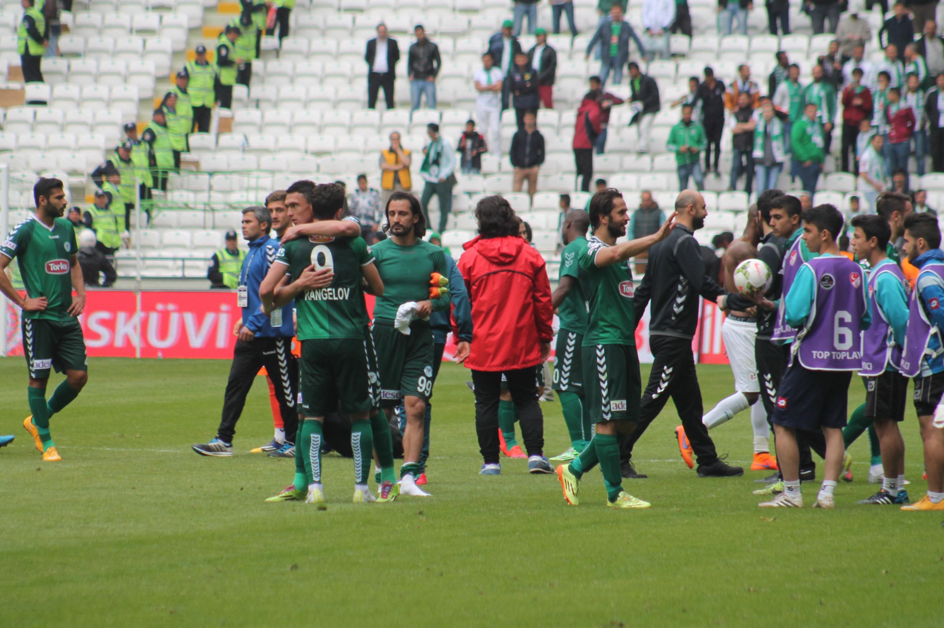 Torku Konyaspor evde güldü: 2-1