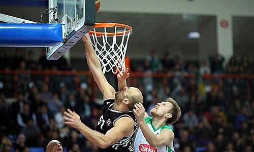 Torku Konyaspor Basket ikinci yarıda yıkıldı