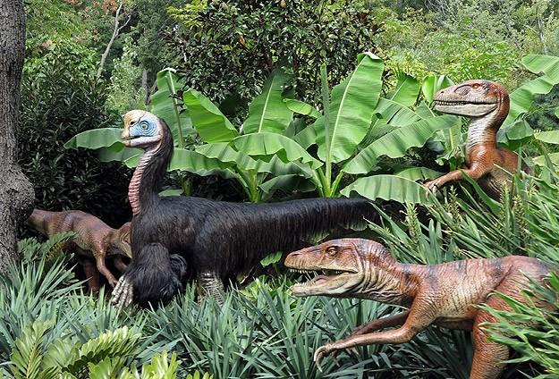 100 milyon yıllık dinozor yolu bulundu