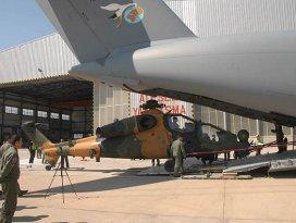 Atlas ilk kez milli helikopter Atakı taşıdı
