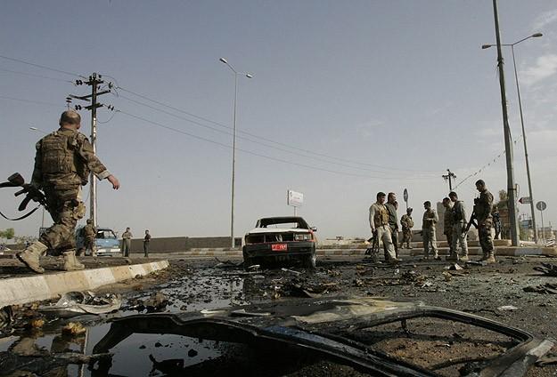 Irakta bombalı saldırılar: 13 ölü, 30 yaralı