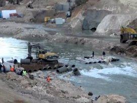 PKKdan baraj inşaatına bombalı saldırı!