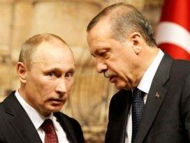 Erdoğandan Putin'e ret