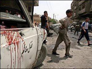 Musulda patlama:1i çocuk 5 ölü
