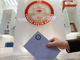 Milletvekili seçimi için geri sayım başladı