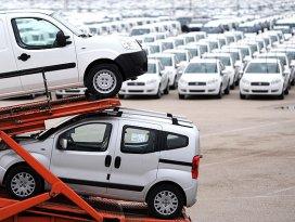 Otomobilde ithal ticari araçta yerel tercih edildi