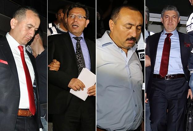 MİT tırları soruşturmasında 5 tutuklama