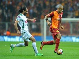 Torku Konyasporun nefesi yetmedi! 1-0