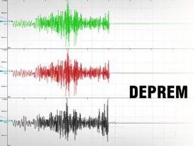 6,8 büyüklüğünde deprem