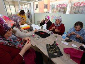 Somalı kadınlar sosyal projelerle hayata tutunuyor