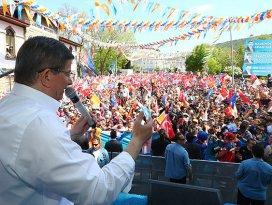 AK Partiden zalime dost olmaz