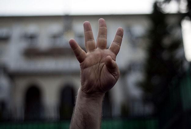 Filistin meselesine gölge düşürür