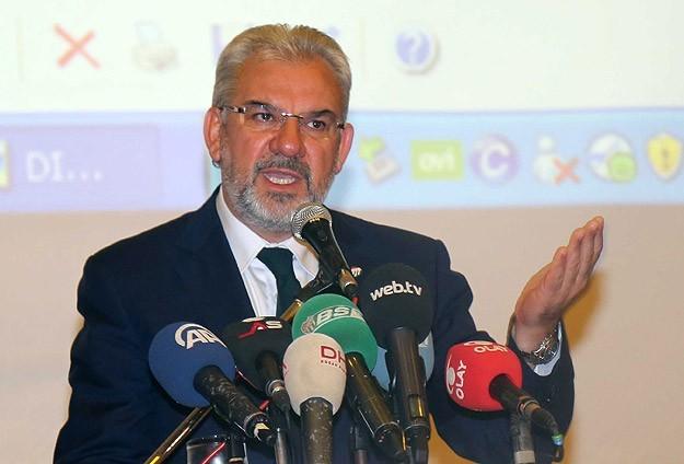 Bursasporda Bölükbaşı başkanlığa seçildi