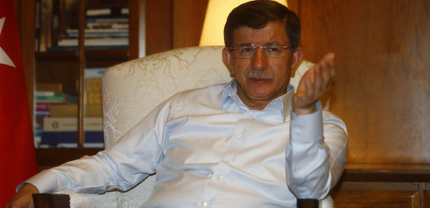 Başbakan Davutoğlu Hirada geceledi