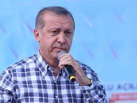 Yeni Türkiye hedefimize saldırıyorlar