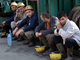 Başbakanın müjdesi madencileri sevindirdi